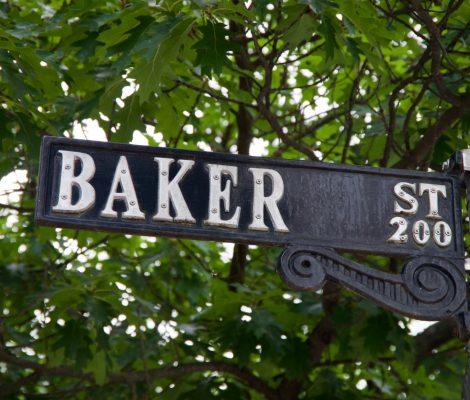 panneau baker street