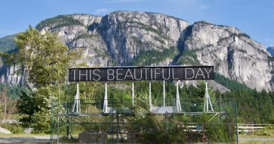 panneau this beautiful day squamish